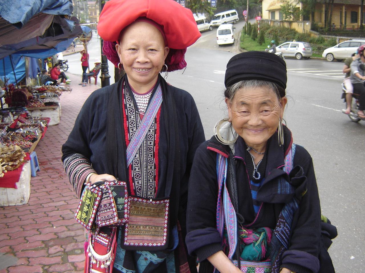 Jours 8-9-10: Sapa... minorités ethniques et rizières hmong3