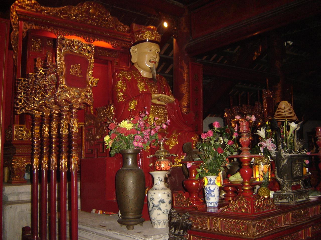 templelitterature